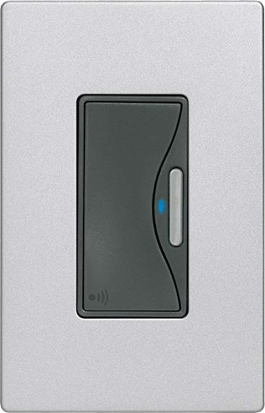 Eaton Rf9500sg Aspire Rf Battery Operated Switch Dimmer, Silver