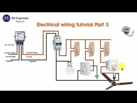 Electrical Wiring Tutorial Hindi