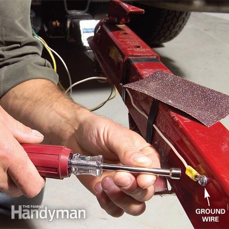 Fix Bad Boat And Utility Trailer Wiring