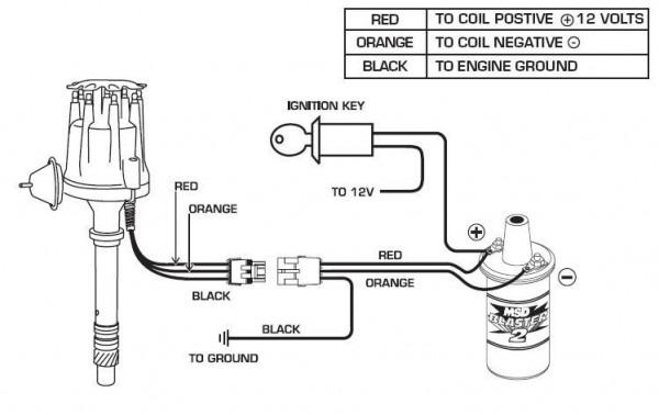 Ford 302 Coil Diagram