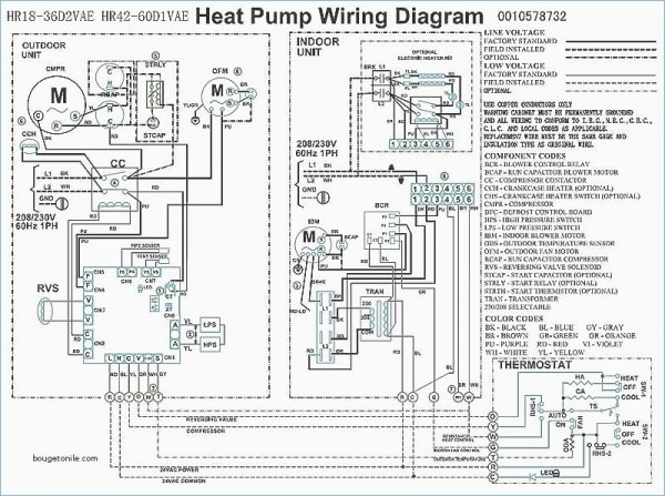 goodman hkr 10c wiring diagram