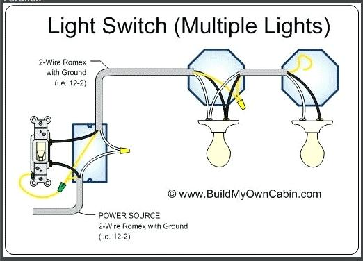 House Wiring Lights In Series