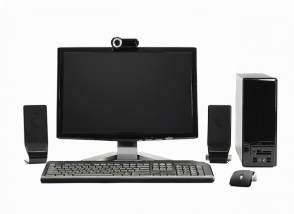 How To Connect External Speakers To A Pc