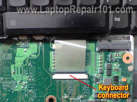How To Fix Broken Keyboard Connector