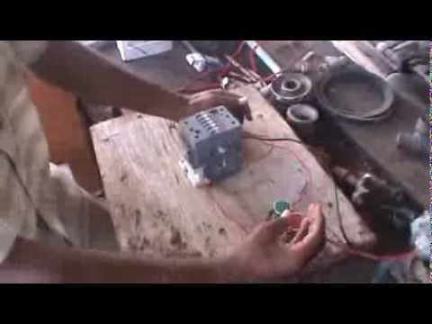 How To Wire Push Buttons With A Holding Circuit With For A
