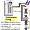Rheem Thermostat Wire Colors