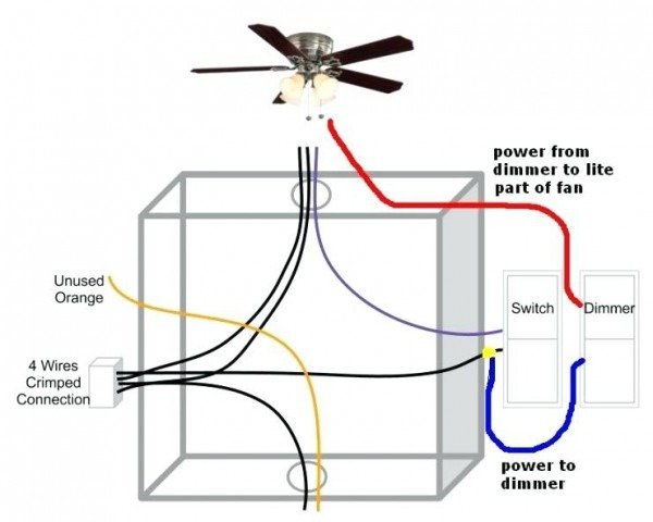 Installing A Ceiling Fan With Light – Tfastl Com