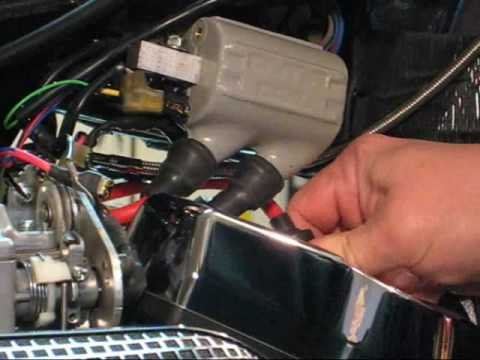 Installing Dyna Coils & Wires On A Yamaha Roadstar Part 1