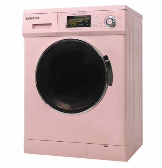 Is This The First Mamie Eisenhower Pink Washer Dryer Made Since