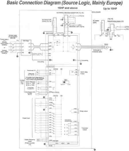 Joliet Technologies – Saftronics Vg10 – Basic Connection Diagram