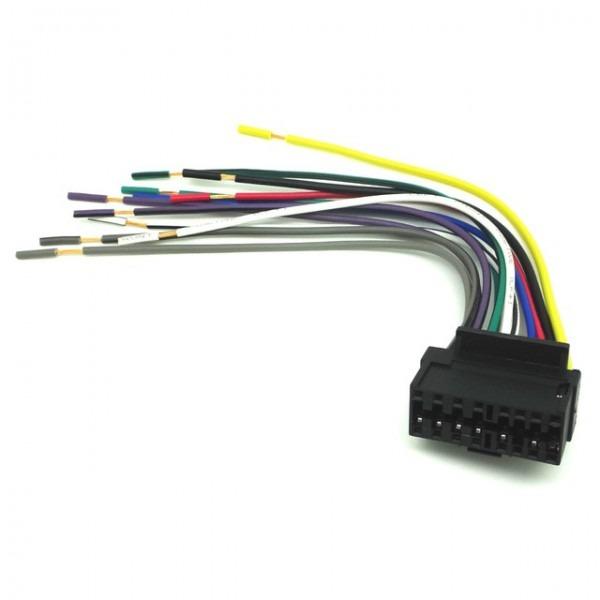 Jvc Kd R300 Wiring Harness