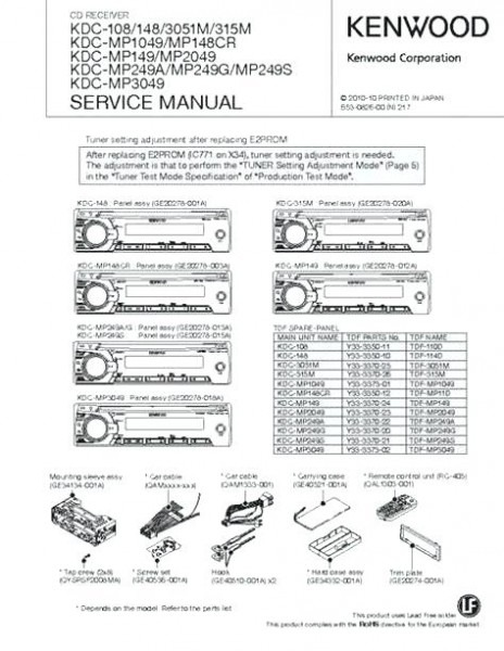 Kenwood Kdc Mp242 Wiring Diagram Wiring Diagram New Beautiful Car