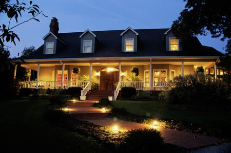 Landscape Path Lights  Basics Of Line Vs  Low Voltage Systems