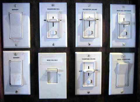 Light Switch Types – Joejune Com