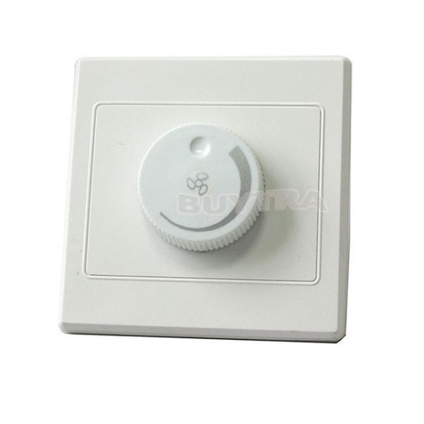 Lighting Control Ceiling Fan Speed Control Switch Wall Button