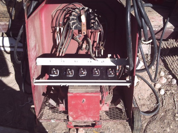 Lincoln 225 Welder Wiring Diagram