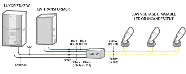 Low Voltage Transformer Wiring Diagram