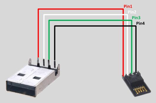 Mini Usb Wiring Diagram
