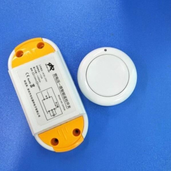 New Ac 85v 110v 120v 220v 240v 250v 1 Relay Wireless Remote