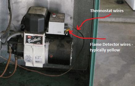 Oil Furnace Controller Wiring Diagram
