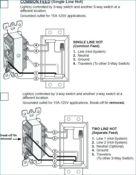 Leviton Outlet Wiring Diagram