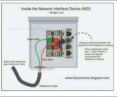 Phone Junction Box Wiring Diagram – Lotsangogiasi Com