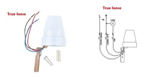 How To Wire A Day Night Switch Diagram