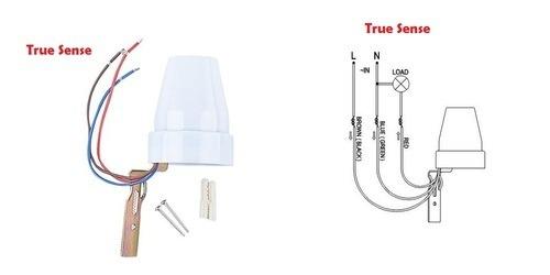 Photocell Sensor Day Night Light Ldr Twilight Switch, Pir Motion