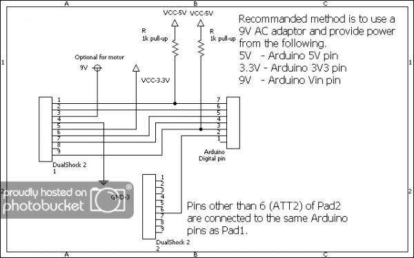 Ps2 Memory Card Pinout Diagram