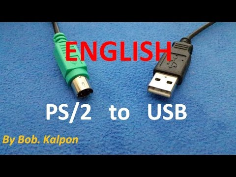 Ps2 To Usb How To Convert A Mouse Ps 2