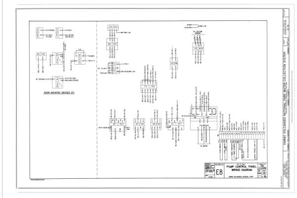 Pump Panel Wiring Diagram