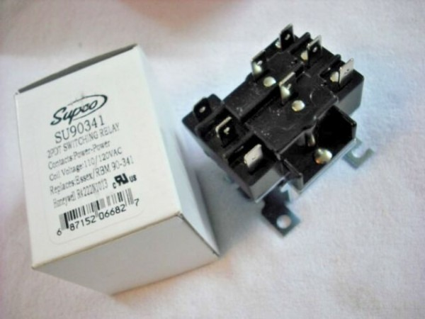 Relay Switch 2pdt Switching Relay 110v Coil Su90341 For Sale