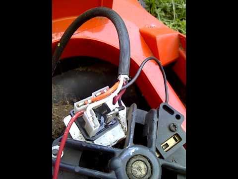 Repair Electric Lawnmower Rectifier 72256