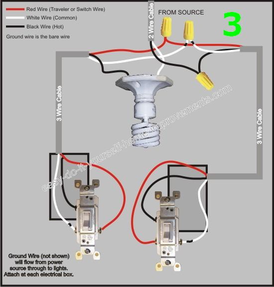 Replacing A 3way Electrical Switch