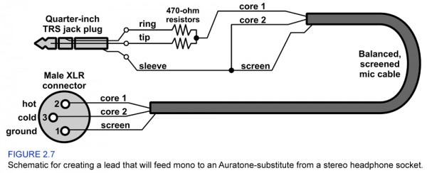 Stereo To Mono Wiring Diagram