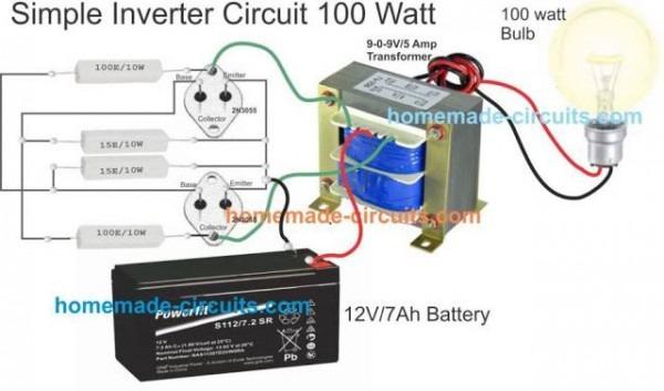 12v Transformer Wiring Diagram