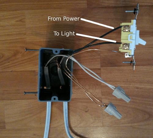 Single Pole Switches