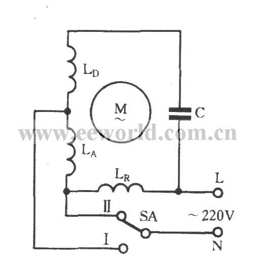 Singlephasemotorwindingdiagram Single Phase Motor Winding Tap