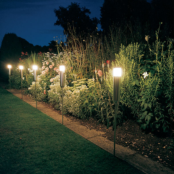 Solar Lighting Systems For Yard