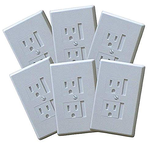 Standard Size Wall Outlet Cover  Amazon Com