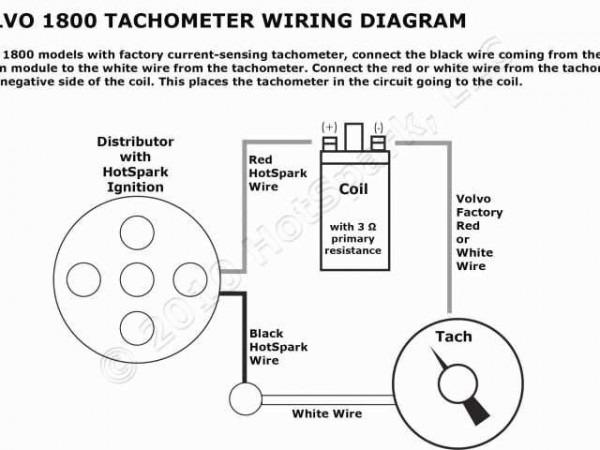 Sunpro Tach 2 Wiring