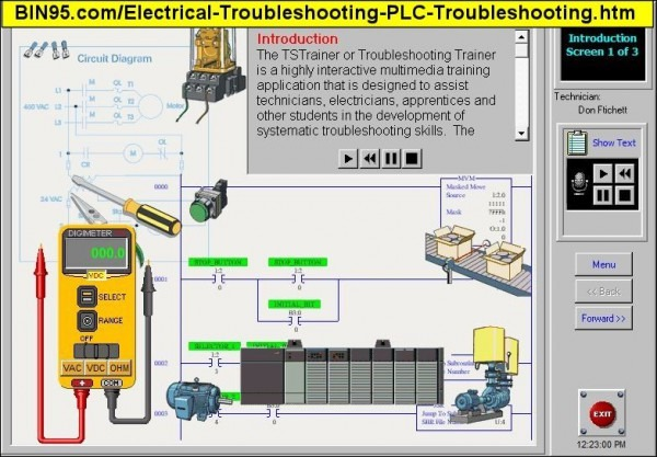 The Electrical Troubleshooting Examples May Help Sharpen Your