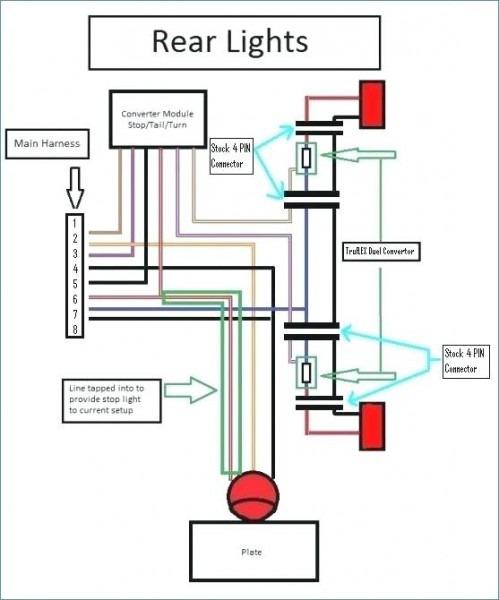 Titan Stock Trailer Wiring Diagram Trailer Light Wiring