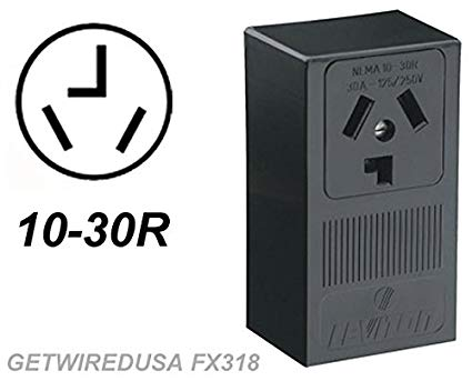 Universal Dryer Electric Wall Outlet Male 10