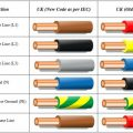 Us Electrical Wire Color Code