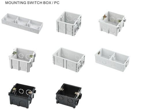 Wall Mounted Switch Box,wall Mounted Electrical Light Switch Box