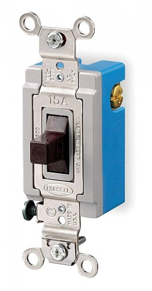 Wall Switch, 120 277v, 20a, 3