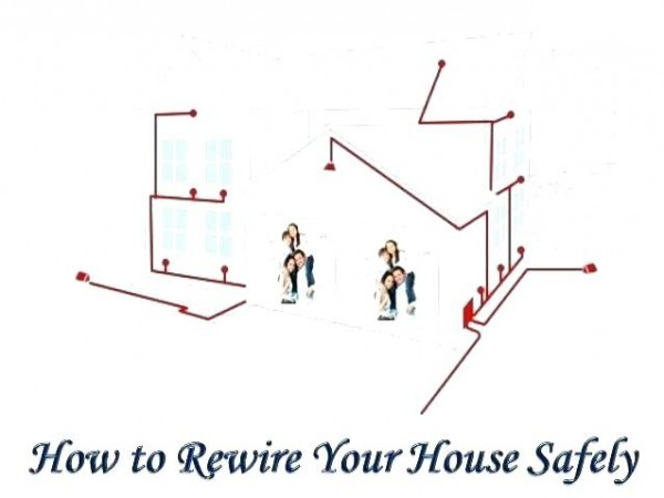 Wiring A House For Dummies Rewire Your House Wiring Diagram