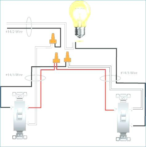 Wiring Diagram 1 Switch 2 Lights