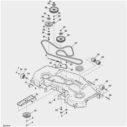 Wiring Diagram For John Deere M